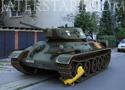 Military Camp Parking parkolj le a tankkal