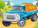Milky Truck Parking parkolj a tejszállítóval