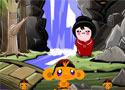 Monkey Go Happy Ninjas 2 majmos játékok
