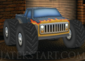 Monster Truck 3D - Reloaded Játékok
