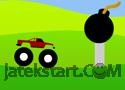 Monster Truck Maniac 3 - Ingyenes Játékok