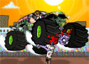 Monster Truck Zombie Crusher zúzd szét