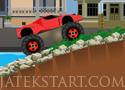 Monster Tyre Ferrari Játékok