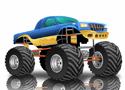 Monster Car Challenge terepjárós autós