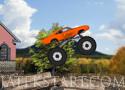 Monster Truck Jumper menj végig a terepjáróval