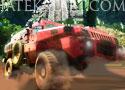 Monster Truck Jungle Challenge terepjárós lövöldözős játékok