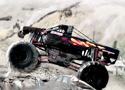 Monster Truck Revolution juss végig a pályákon