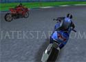 Moto GP motorverseny 3Dben
