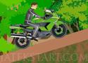 Motorcycle Forest Bike Riding motorozás az erdőben