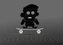 Night Skater deszkás ügyességi