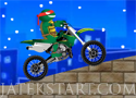 Ninja Turtles Biker 2 motoros nindzsás