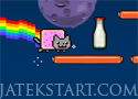 Nyan Cat - Lost in Space Játékok