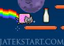 Nyan Cat - Lost in Space Játékok