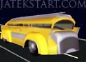 Old School Bus Race remek buszos játék