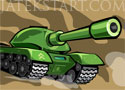 Panzerdrom 2 tankos pacman szerű játék