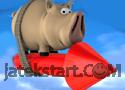 Pig on The Rocket Játék