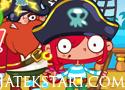 Pirate Slacking Sára munkája a kalózhajón