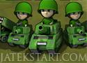 Platform War Játék