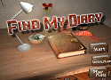 Play Find my Diary Game