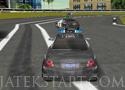 Police Car Drift rendőrautós versenyzős
