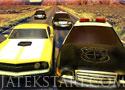 Police Chase Crackdown rendőrautós üldözős játékok
