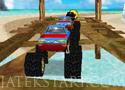 Race game Nitro nyerd meg a versenyeket a terepjáróval