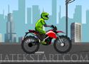 Rash Rider motoros ügyességi száguldós