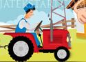 Red Wagon traktor játékok