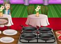 Restaurant Rush Hour éttermes főzős játék