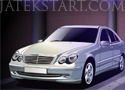 Rich Car Parking parkolj le a Mercedesszel