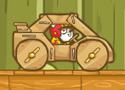 Rodent Racer juss túl az akadályokon