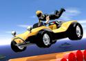 Roller Rider verseny hullámpályán