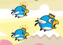 Royal Angry Birds reptess és rombolj