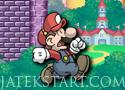 Run Run Mario Játék