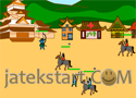Samurai Defense játék
