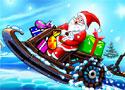 Santa Snow Ride Játékok