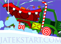 Santa Truck 3 szállítsd le az ajándékokat