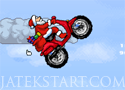Santas Motorbike Játékok