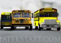School Bus Racing verseny buszokkal