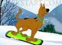 Scooby Doo Snowboarding