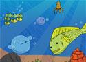 Sea Bursters halak a tenger mélyén