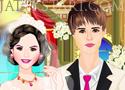 Selena and Justin Wedding sminkeld ki öltöztesd fel a sztárokat