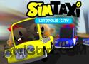 Sim Taxi - Lotopolis City  Játék