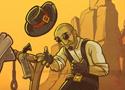 Smokin Barrels 2 lődd le a bandítákat