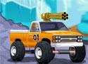 Snow Truck Extreme téli terepjárós