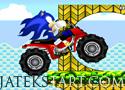 Sonic ATV Ride Játék