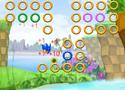 Sonic Fly karikás reptetős