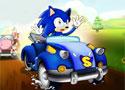 Sonic Stunt Stars hullámvasút