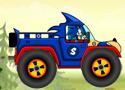 Sonic Truck Ride szerezz minél több pontot