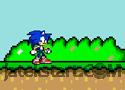 Sonic in Mario World 2 játék